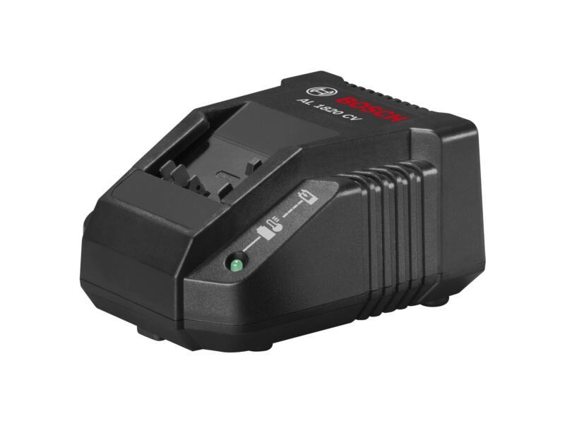 Bosch Professional Combikit visseuse à chocs sans fil GDR 18V-160 + perceuse-visseuse sans fil GSR 18V-21 + chargeur