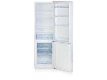 Domo Combinatie koelkast en diepvries DO926 BFK A++ 260l