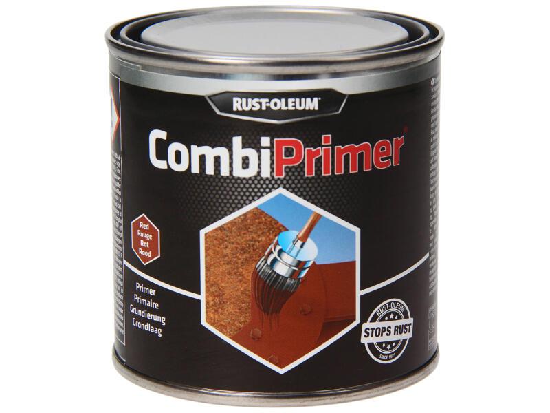 Rust-oleum Combiprimer antirouille 0,25l rouge