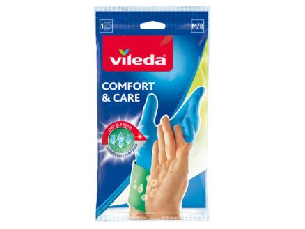 Vileda Comfort & Care gants de ménage M