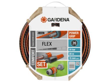 Gardena Comfort Flex tuyau d'arrosage 15mm (5/8