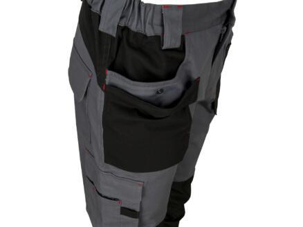 Busters Comfort Stretch werkbroek XL grijs/zwart