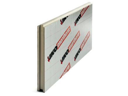 Enertherm Comfort panneau isolant 120x60x5 cm R2,15 0,72m²
