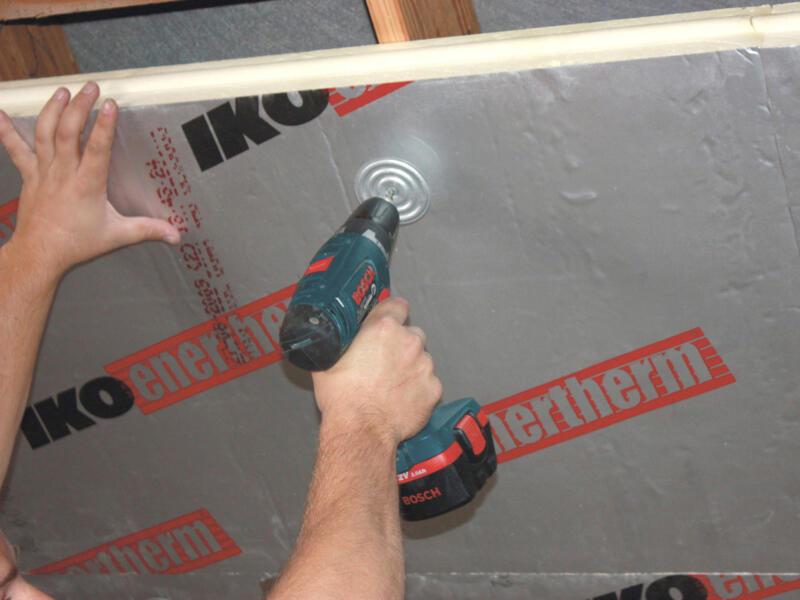 Enertherm Comfort panneau isolant 120x60x8 cm R3,6 0,72m²