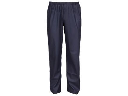 Busters Comfort pantalon de pluie M bleu