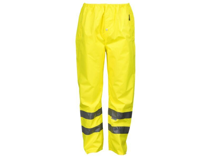 Busters Comfort pantalon de pluie M fluo