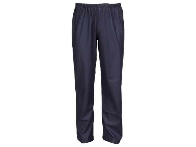 Busters Comfort regenbroek XL blauw