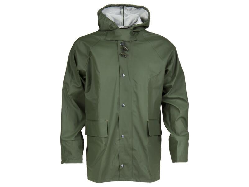 Busters Comfort regenjas XL groen