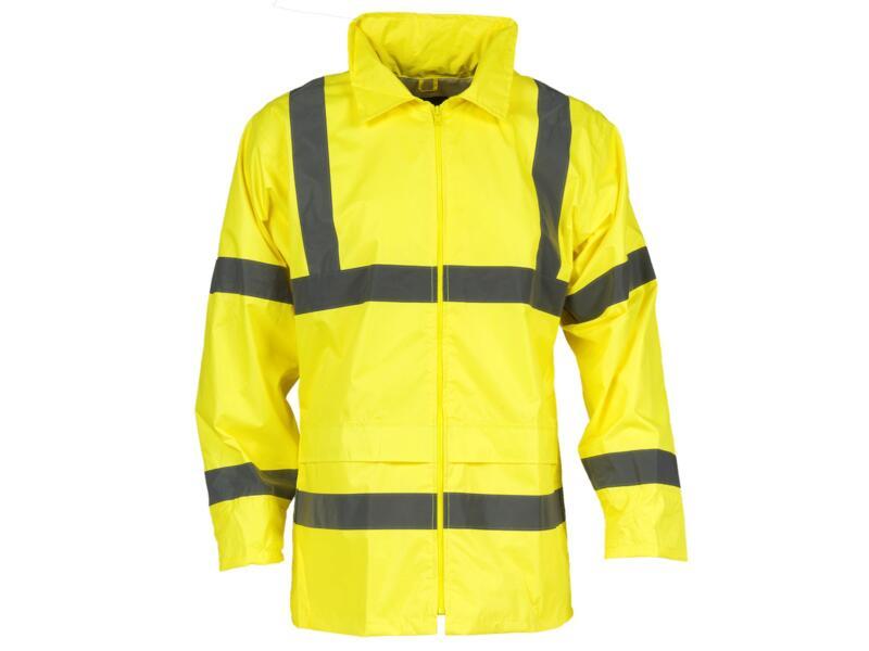 Busters Comfort veste de pluie XXL fluo