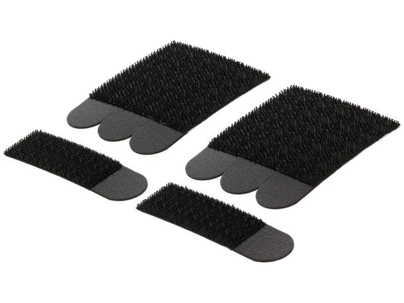 Command Command vastklikstrips 6,9cm 5,4kg zwart 8 stuks