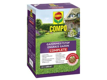 Compo Complete gazonmeststof  4kg