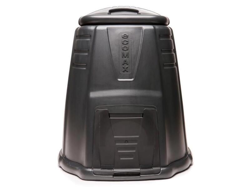 Compostbak 220l zwart