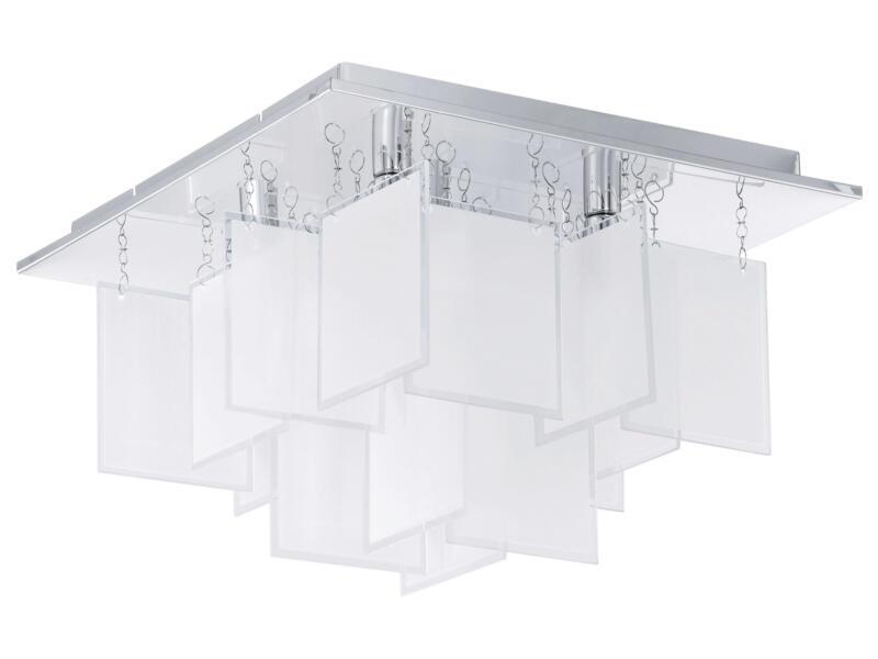 Eglo Condrada LED plafondlamp G9 5x33 W chroom