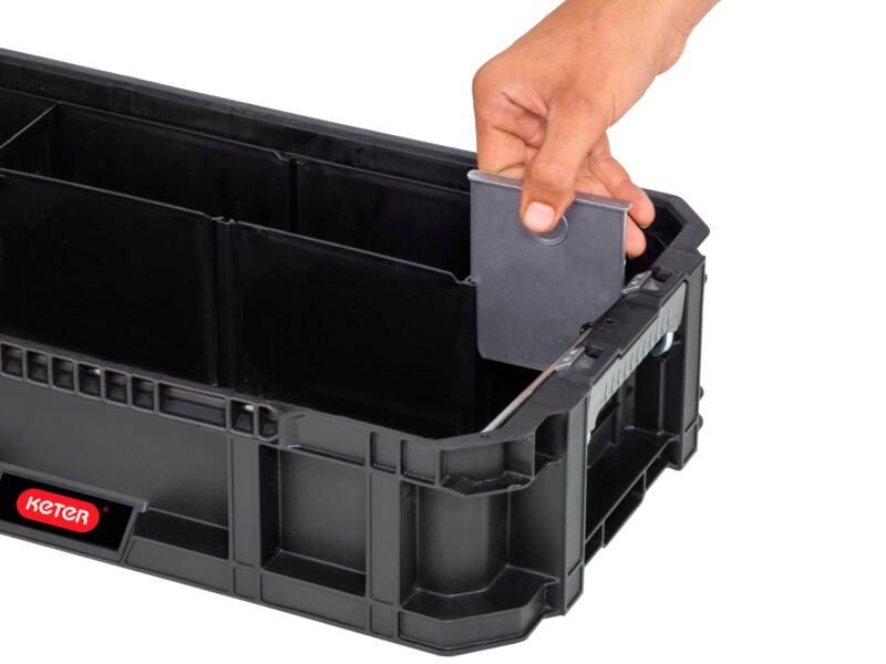 Keter Connect organizer 54,2x30x13,9 cm