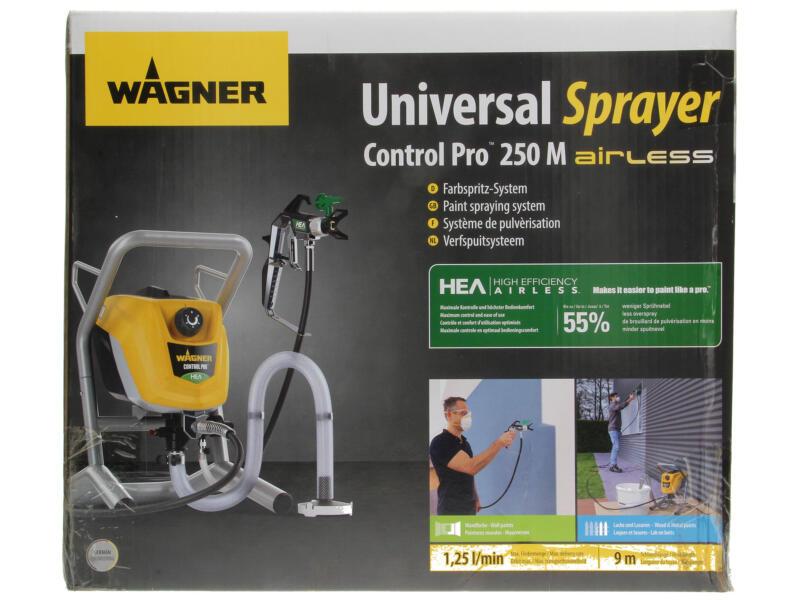 Wagner Control Pro 250M pulvérisateur à peinture 450W