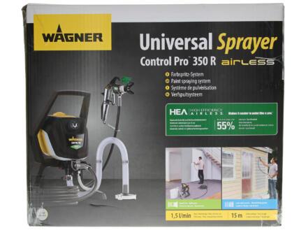 Wagner Control Pro 350R pulvérisateur à peinture 520W