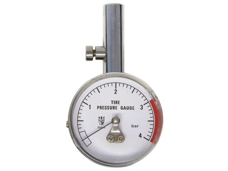 Carpoint Contrôleur de pression des pneus gris