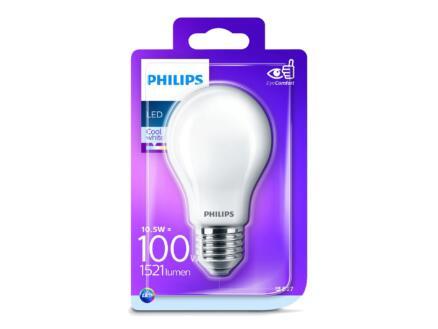 Philips Cool Blanc ampoule LED poire E27 11,5W