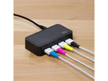 Nite Ize CordCollar kabelbeschermer multicolor 8 stuks
