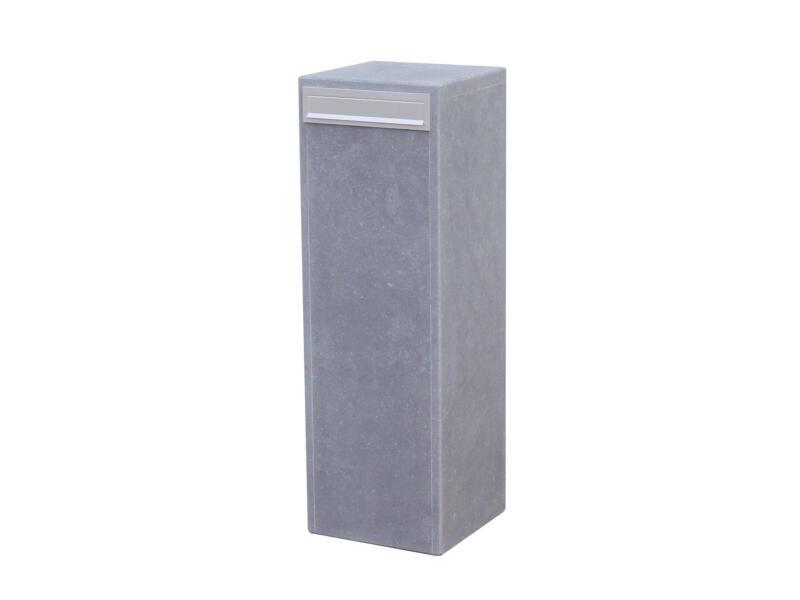 VASP Cordoba boîte aux lettres pierre bleue belge
