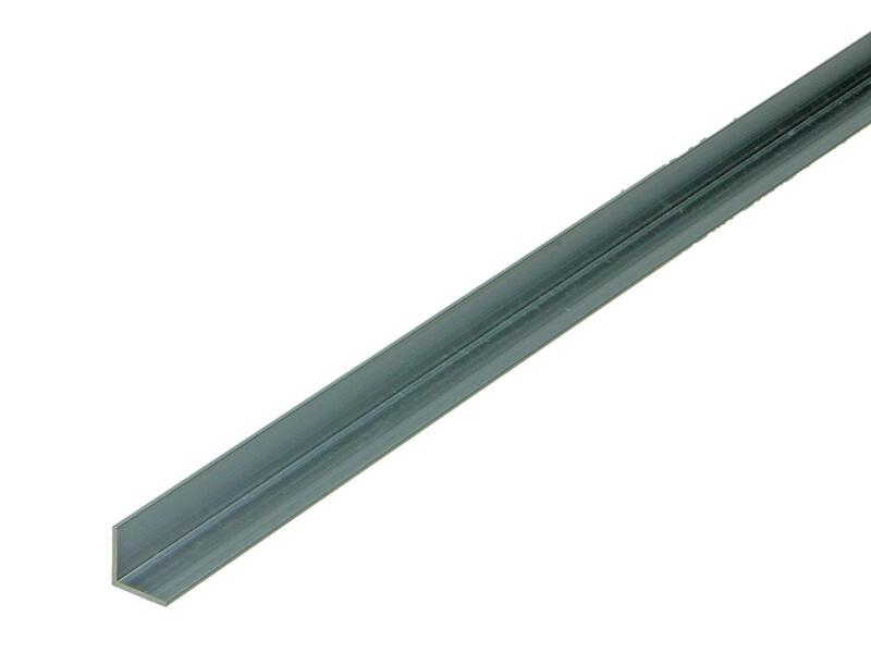 Arcansas Cornière 1m 10x10 mm aluminium naturel