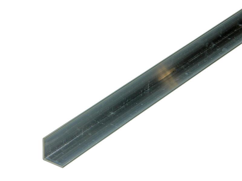 Arcansas Cornière 1m 15x15 mm aluminium naturel