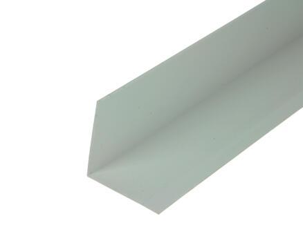 Arcansas Cornière 1m 50x50 mm PVC blanc