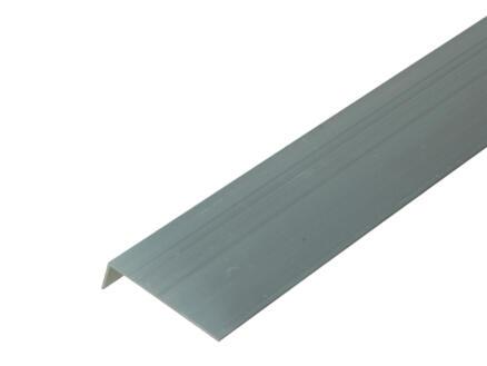 Arcansas Cornière 2m 10x40 mm aluminium naturel