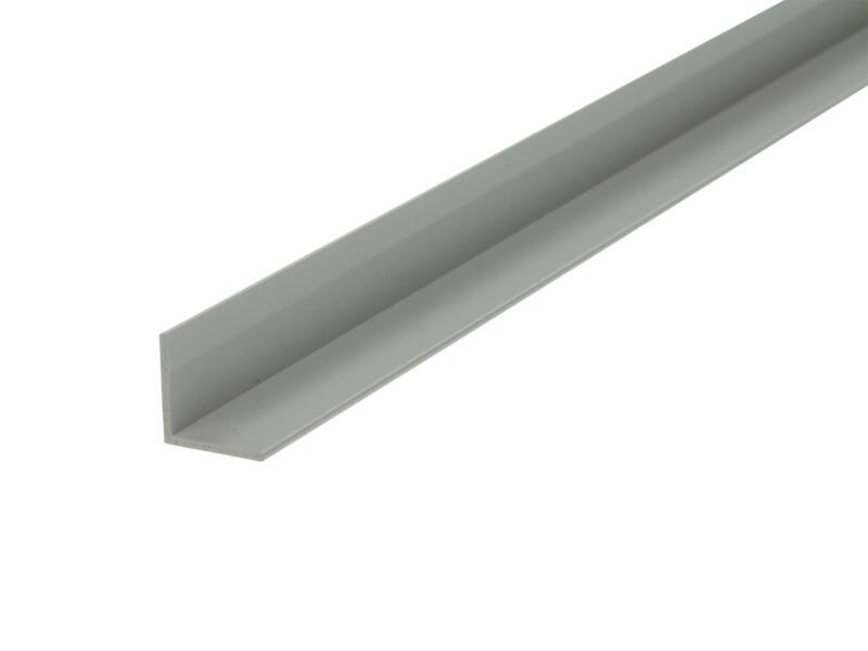 Arcansas Cornière 2m 15x15 mm PVC blanc