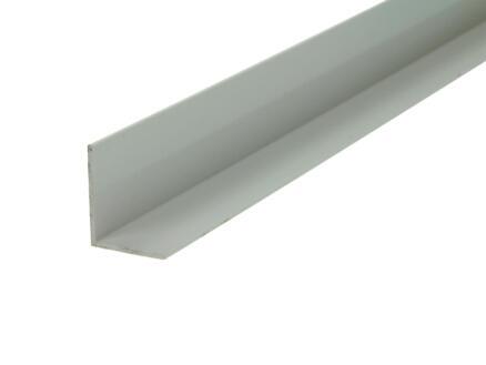 Arcansas Cornière 2m 25x20 mm PVC blanc