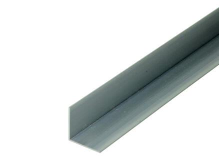 Arcansas Cornière 2m 25x25 mm aluminium naturel