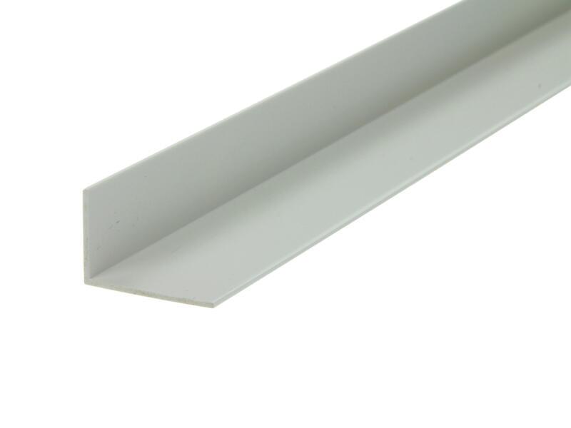 Arcansas Cornière 2m 30x20 mm PVC blanc