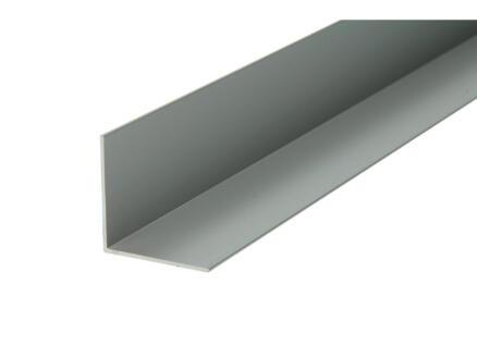 Arcansas Cornière 2m 30x30 mm aluminium anodisé