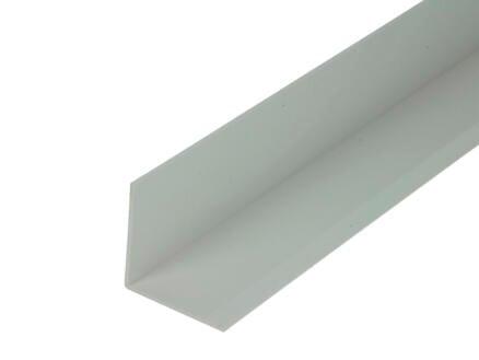 Arcansas Cornière 2m 35x35 mm PVC blanc