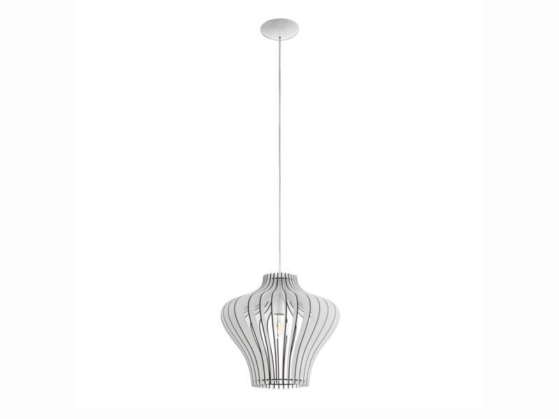 Eglo Cossano 2 hanglamp E27 max. 60W 38cm wit