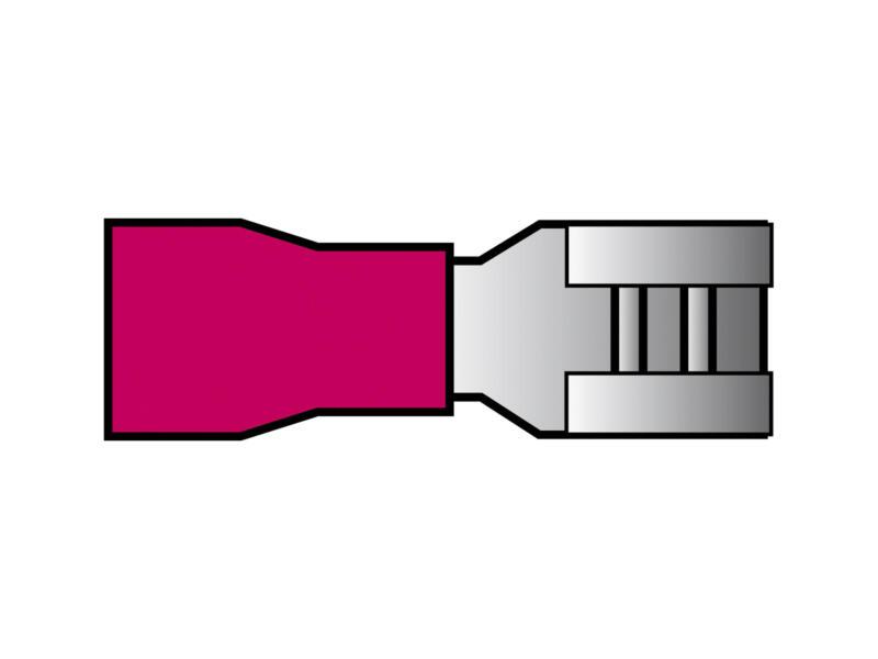 Carpoint Cosses de câbles 741 10 pièces