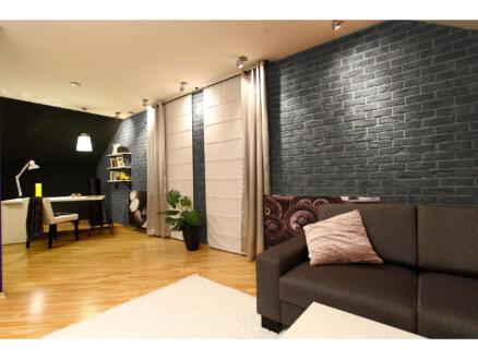 Country 630 brique de parement 1m² noir 63 pièces