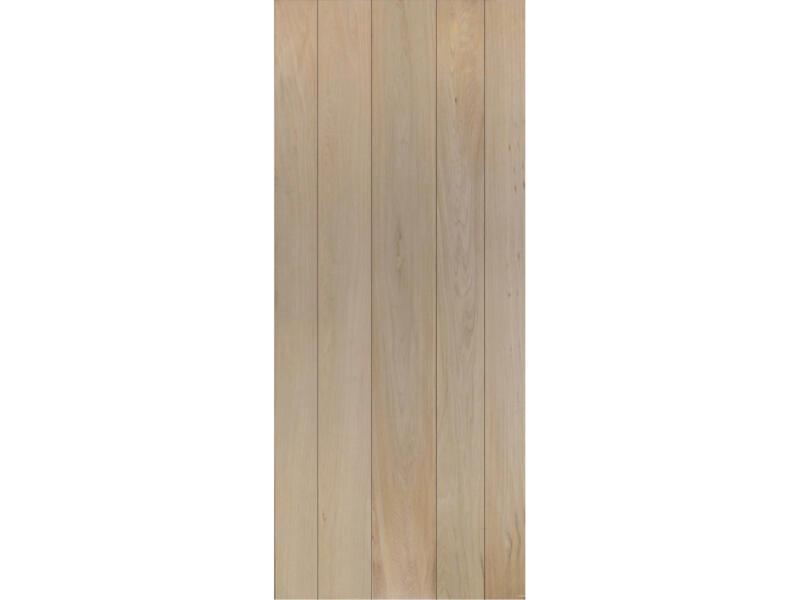 Solid Country Oak Eclipse porte intérieure 201x83 cm chêne brun