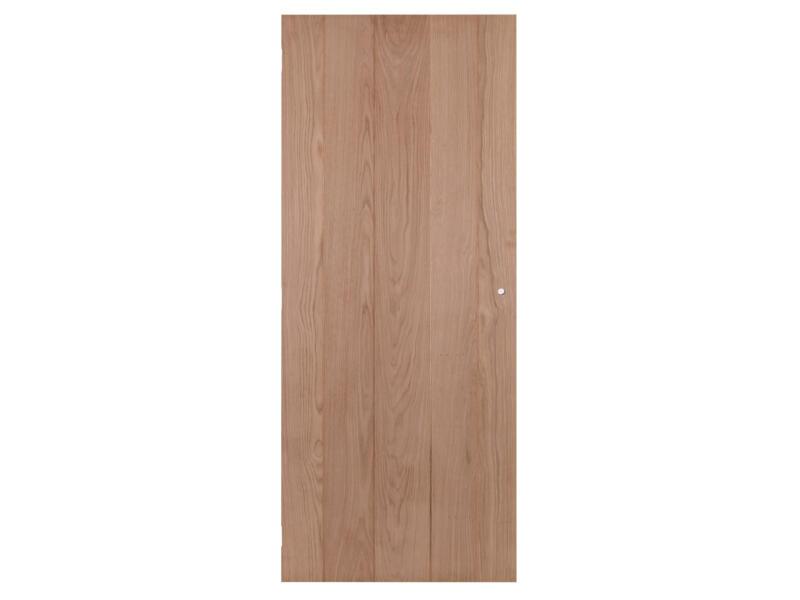 Solid Country Oak tubespaan binnendeur B000 201,5x73 cm eik