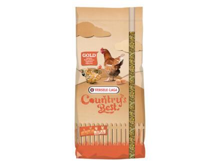 Country's Best Gold 4 Mix nourriture poule 20kg