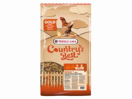 Country's Best Gold 4 Mix nourriture poule 5kg
