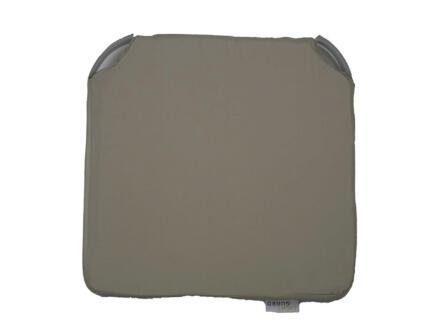 Coussin de chaise 40x40 cm cream