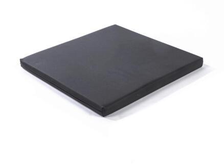Coussin pour Cubus 40x40 cm noir