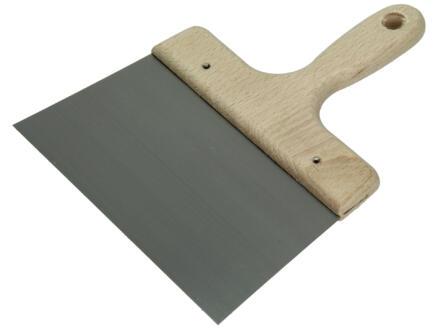Couteau à enduire 20cm 0,4mm avec poignée