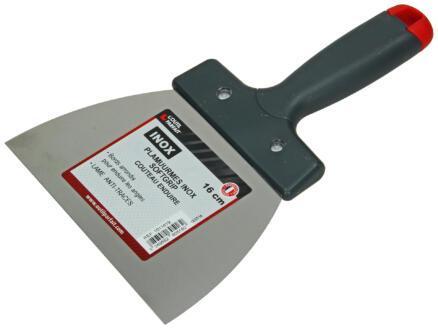 Couteau à enduire inox 16cm