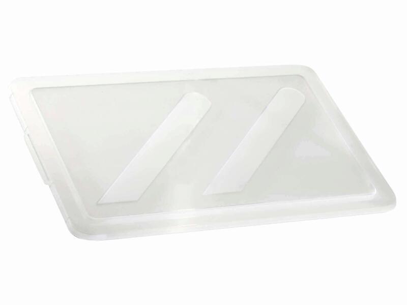 Keter Couvercle Maxi Crownest transparent
