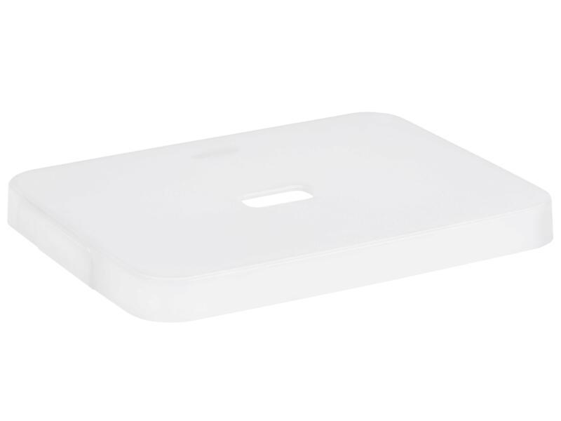 Sunware Couvercle Sigma Home 24l et 32l transparent