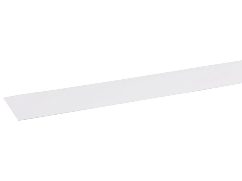 Couvre-chants 2,8m x 45mm blanc