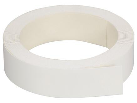 Couvre-chants 5m x 24mm blanc