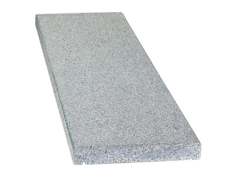 Couvre Mur 100x30x4 Cm Granit Hubo